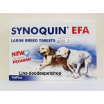 Synoquin large dog 30 เม็ด Exp.05/19