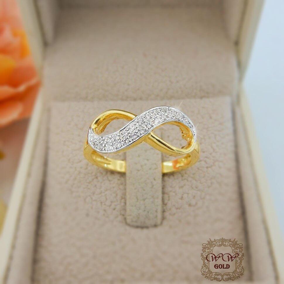 แหวนเพชรแถว (Infinity)