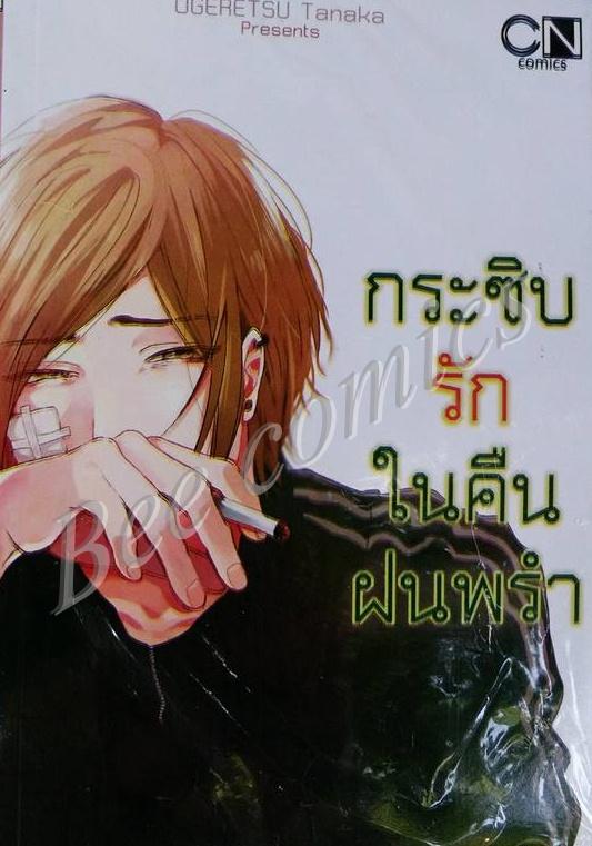 กระซิบรักในคืนฝนพรำ สินค้าเข้าร้าน 17/8/59