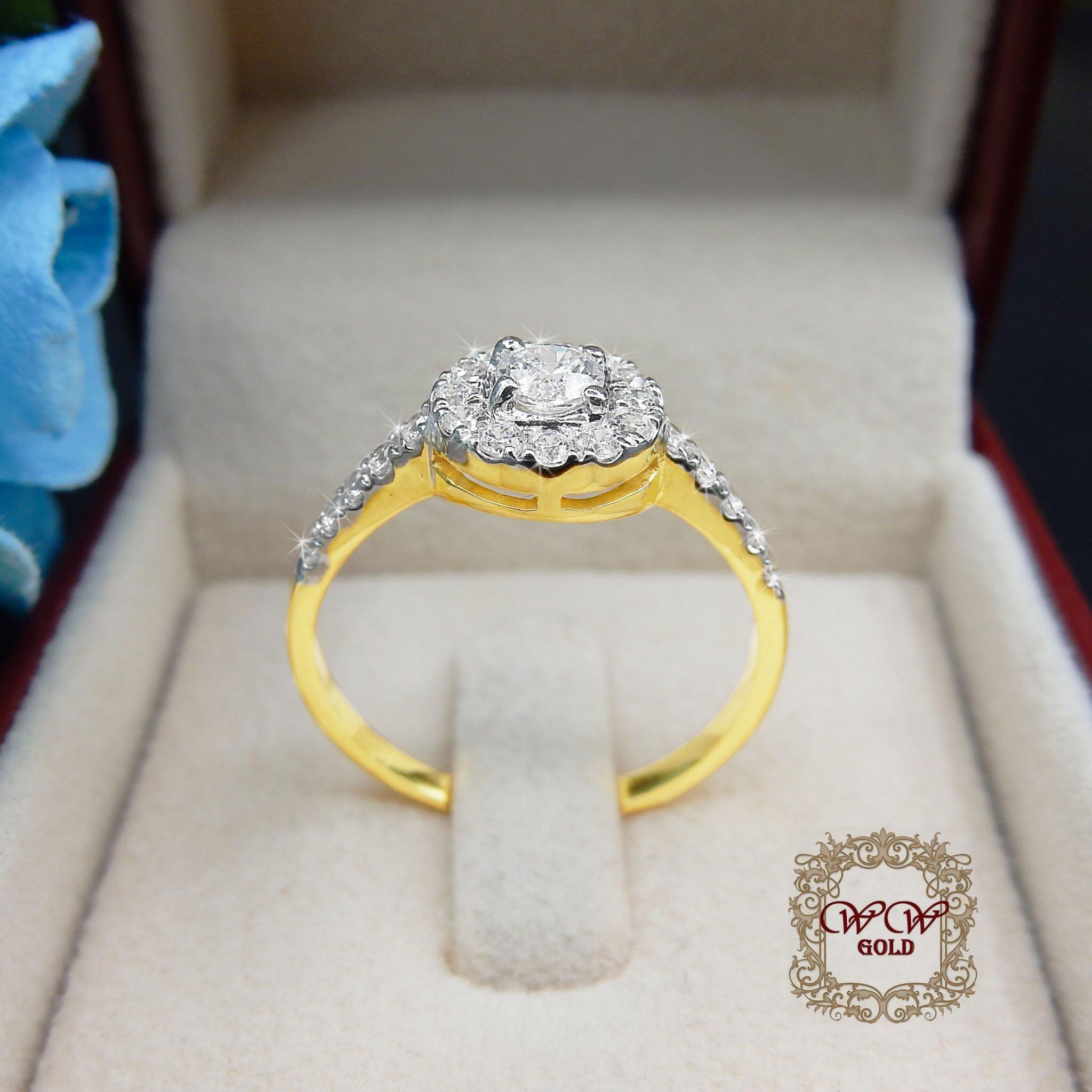 แหวนเพชรเบลเยี่ยม (Hat 1)