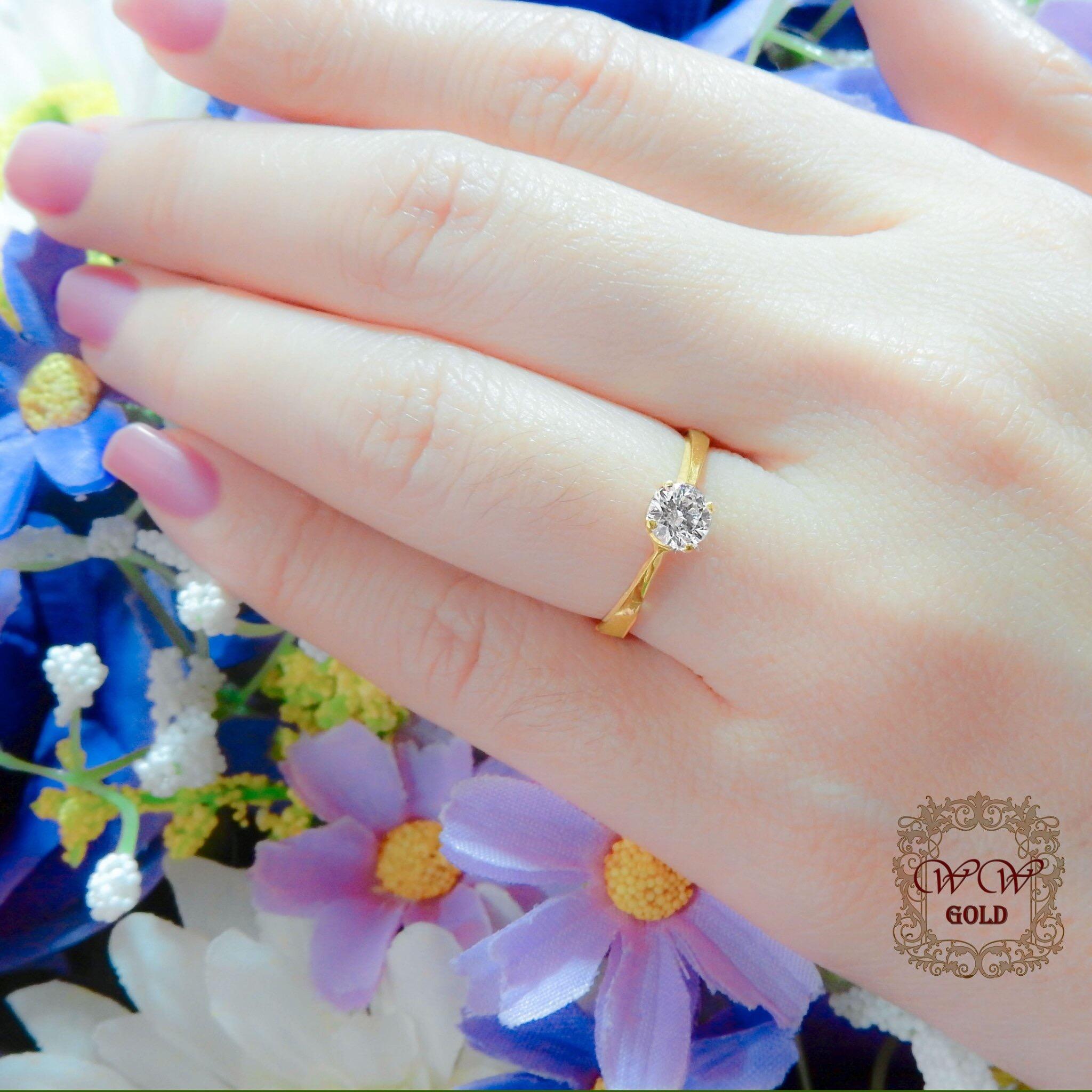 แหวนเพชรเบลเยี่ยม