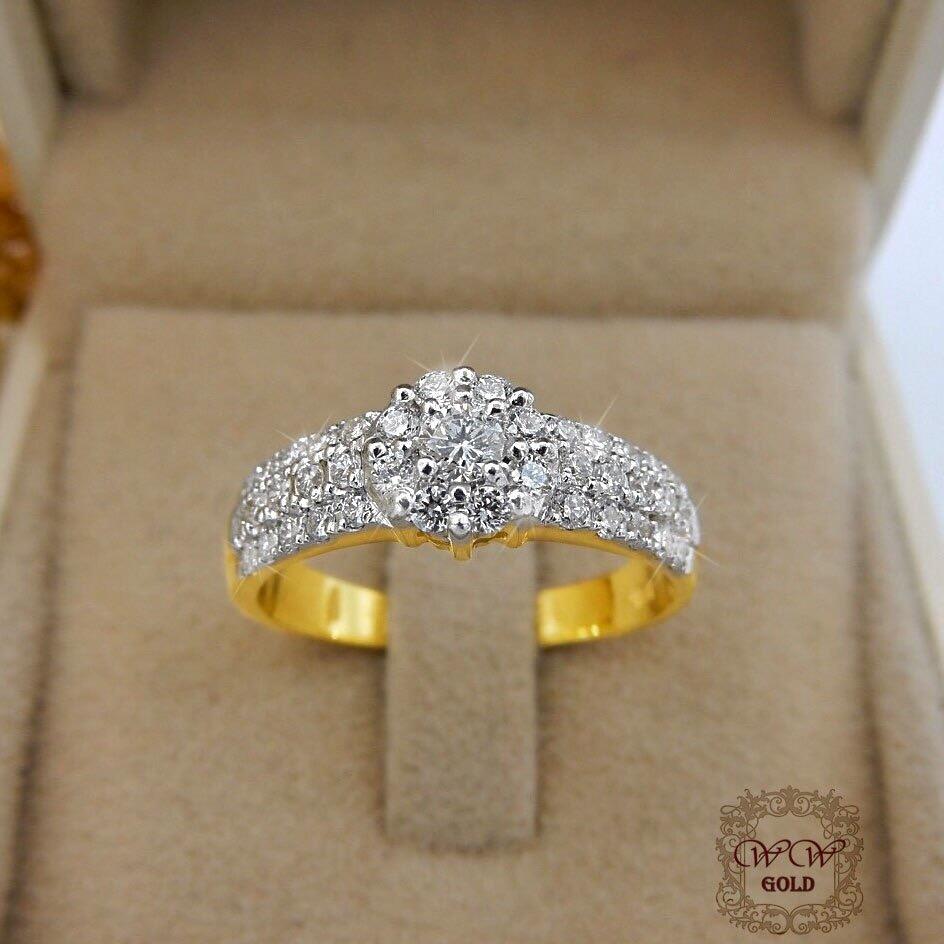 แหวนเพชรเบลเยี่ยม (Hat 3)
