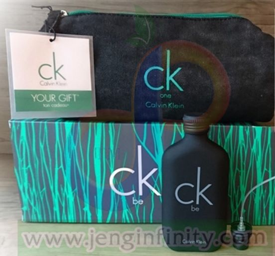 CK Be (Gift set 2 ชิ้น)