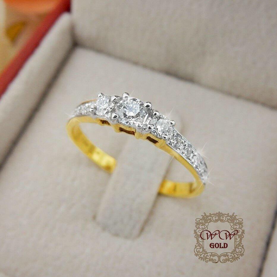 แหวนเพชรเบลเยี่ยม (นางฟ้า 2)