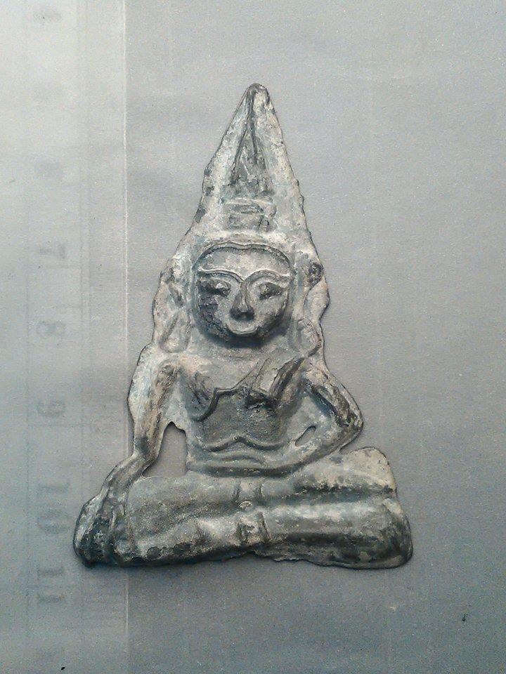 (ขายแล้ว) พระ นางพญา กรุนาคาม พิมพ์ใหญ่ อ.ร่อนพิบูลย์ นครศรีธรรมราช 3000/-