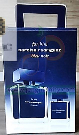 Narciso Rodriguez Bleu Noir EDT (gift set 2 ชิ้น)