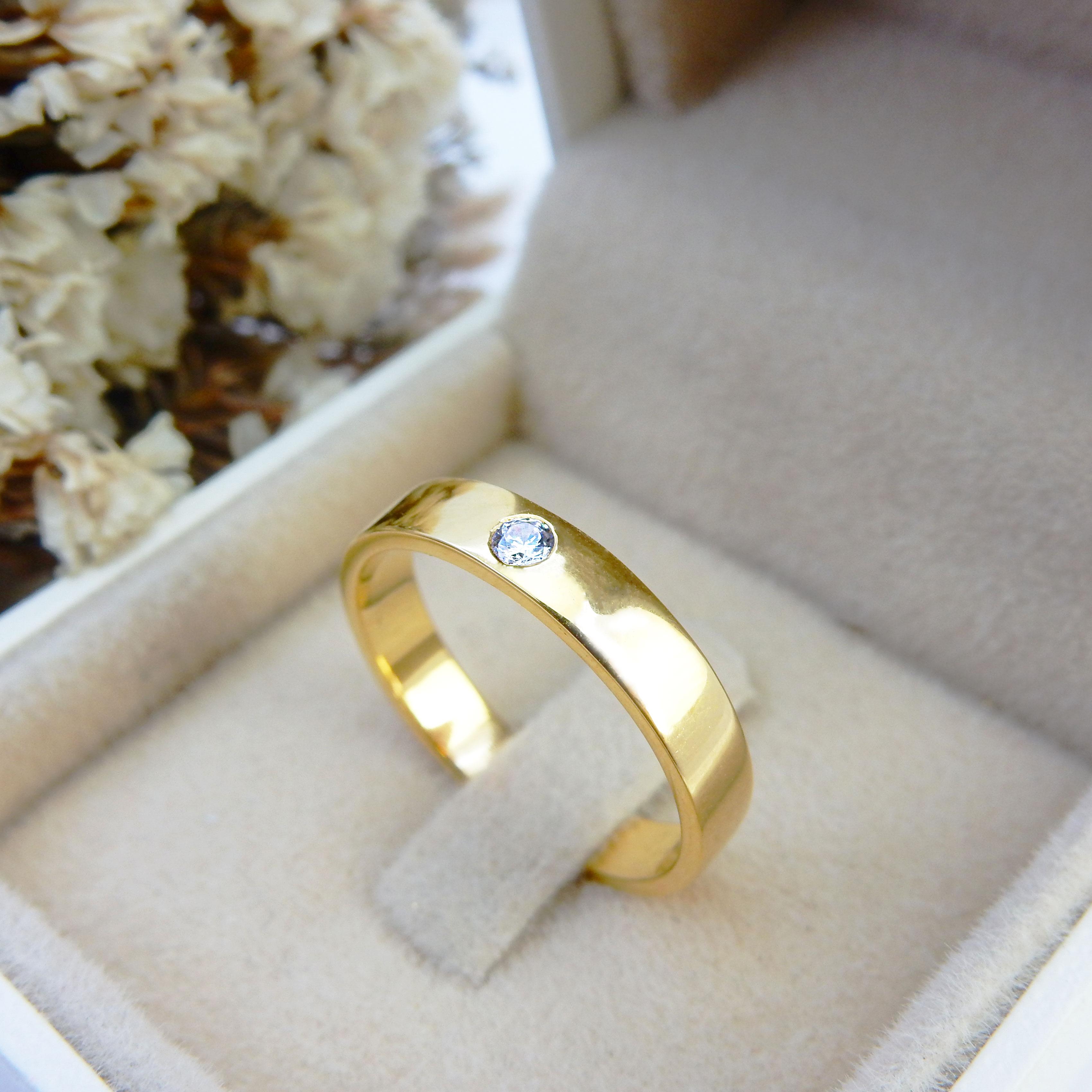 แหวนคาเทียร์ (เพชรแท้)