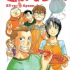 Silver Spoon เล่ม 13 สินค้าเข้าร้าน 23/10/59