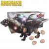 ไดโนเสาร์ 2 หัวออกไข่ มีปีก เดินได้มีเสียงมีไฟ