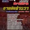 แนวข้อสอบนายสิบตำรวจ สายปราบปราม 2560 NEW