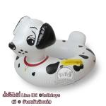 ห่วงยางสอดขาสุนัข ฟรีค่าจัดส่ง EMS