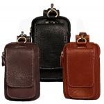 กระเป๋าจัดระเบียบ สำหรับใส่โทรศัพท์หรืออุปกรณ์ต่างๆ หนังแท้ นุ่มปกป้องโทรศัพท์ของคุณ