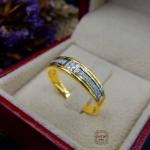 แหวนเพชรเรียงสวย