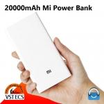 Mi Power Bank 20000mAh (White) (ประกันศูนย์ไทย)