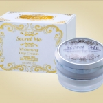 Secret me Whitening Day Cream 10 g.