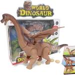 ไดโนเสาร์มีปีกออกไข่เดินได้มีเสียงมีไฟ