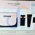 Narciso Rodriguez for Her EDT (Gift Set 3 pcs)