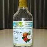น้ำมันมะพร้าวบริสุทธิ์ สกัดเย็น ธรรมชาติ 100% Sz.250ml.