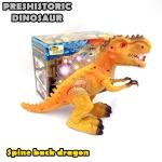 ไดโนเสาร์เดินได้มีเสียงมีไฟ