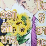 ดอกรักบานที่หอโมริยามะ สินค้าเข้าร้านวันจั่่นทร์ที่ 16/7/61