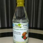 น้ำมันมะพร้าวบริสุทธิ์ สกัดเย็น ธรรมชาติ 100% Sz.450ml.