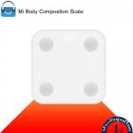 Mi Body Composition Scale | เครื่องชั่งน้ำหนักมวลไขมัน (ประกันศูนย์ไทย1 ปี)