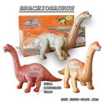 ไดโนเสาร์คอยาวเดินได้มีเสียงร้องมีไฟ