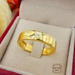 แหวนผู้ชาย (เพชรแท้)