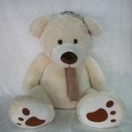 หมีผู้ดีอังกฤษ ขนาดกลาง (XL) ความสูงท่านั่ง 65 cm.