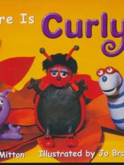 Where Is Curly? นิทานภาพภาษาอังกฤษ