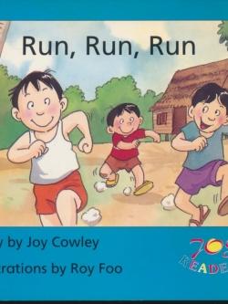 Run Run Run นิทานภาพภาษาอังกฤษ