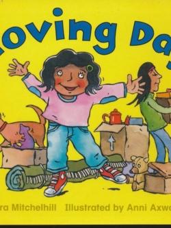 Moving Day นิทานภาพภาษาอังกฤษ