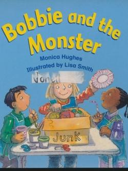 Bobbie and the Monster นิทานภาพภาษาอังกฤษ