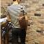 กระเป๋าคาดอก กระเป๋าคาดเอว หนัง Crazy Horse PU | LT25 thumbnail 24
