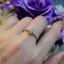 แหวนชู 1 กะรัต (เพชรสวิส cz) thumbnail 4