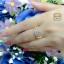 แหวนเพชร3แถว (เพชรสวิส cz) thumbnail 4