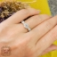 แหวนเพชรเบลเยี่ยม (ก้านเกลียว) thumbnail 4