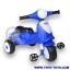 จักรยานสามล้อถีบเวสป้า สีน้ำเงิน thumbnail 2