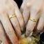 แหวนคู่เรียบหรู (เพชรแท้) thumbnail 2