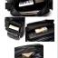 กระเป๋าสะพายข้าง หนัง PU สีดำ | LT29 thumbnail 17