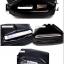 กระเป๋าสะพายข้าง หนัง PU สีดำ | LT28 thumbnail 5