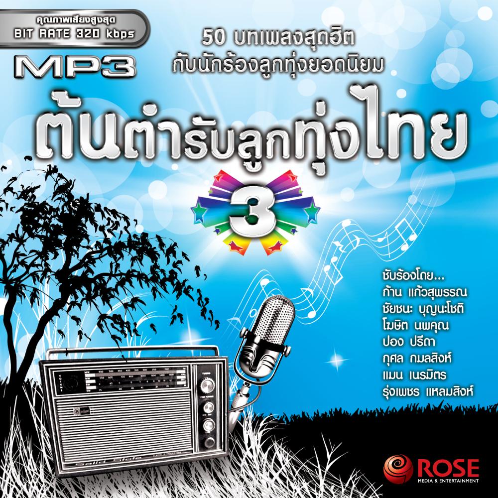 MP3 50 เพลง ต้นตำรับลูกทุ่งไทย 3