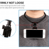 Hanger Rack For phone/action camera