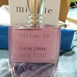 Lancome Miracle EDP 100 ml. เทสเตอร์ กล่องขาว