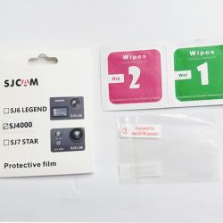 Sjcam4000 Protector Transparent HD Screen LCD Film