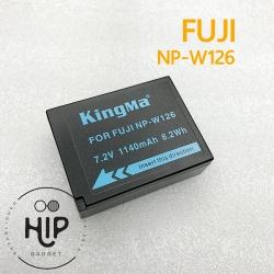Kingma Battery 1140 mAh NP-W126 For Fuji
