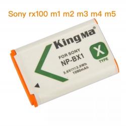 Kingma Battery NP-BX1 Sony Rx100