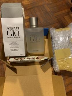 Armani Acqua Di Gio Pour Homme EDT 100 ml (กล่องขาว เทสเตอร์)