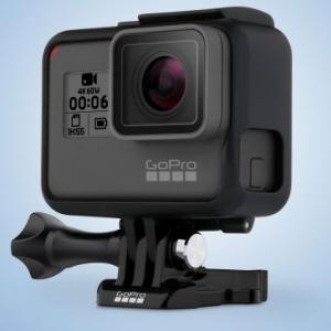 10 กล้องแอคชั่นยอดนิยม ปี 2018