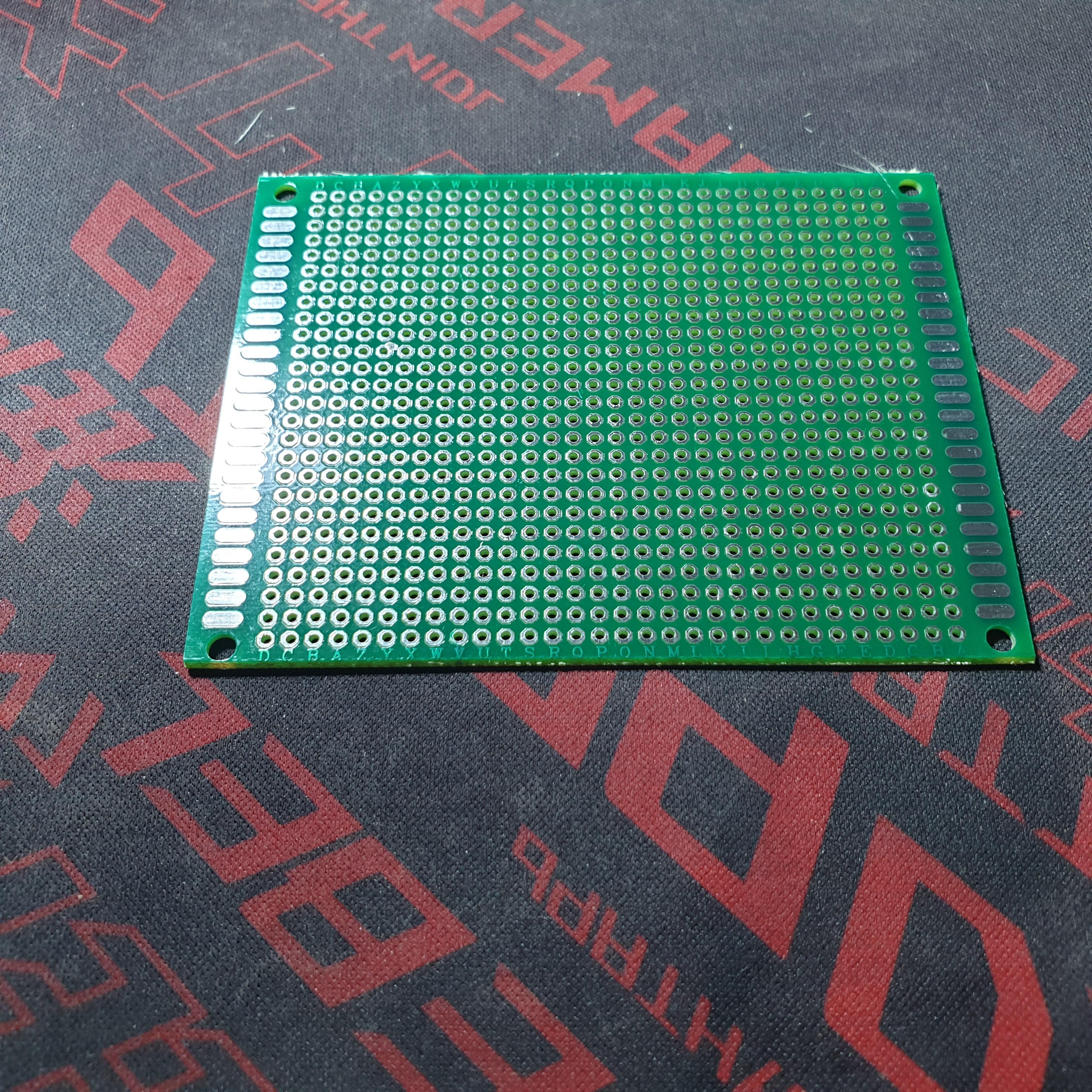5X Double-Sided PCB Circuit Module Board Prototype Breadboard 4X6cm For ARDUINO